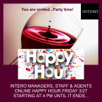 INTERO Happy Hour
