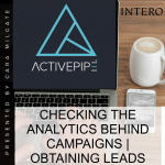 CHECKING ANALYTICS BEHIND CAMPAIGN - LEAD GENERATION