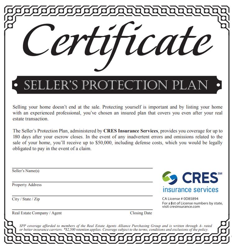 Certificate-CRES