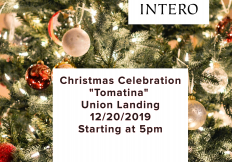 UC INTERO Christmas Celebration
